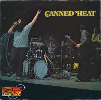 Cover Canned Heat - Canned Heat [Sunset 2-LP]